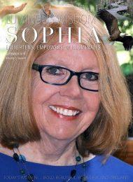 2019 09 01 - Luminous Wisdom Sophia - front page